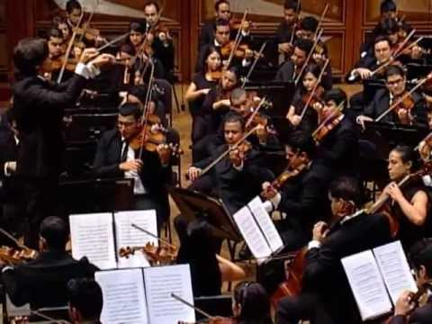 """Beethoven - Symphony No. 6 """"Pastoral"""" - 2nd Mvt. / Manuel López-Gómez - Simón Bolívar Symphony"""