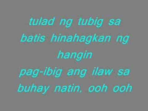 Himig ng pAg-ibig by Yeng constantino(-_-)♥