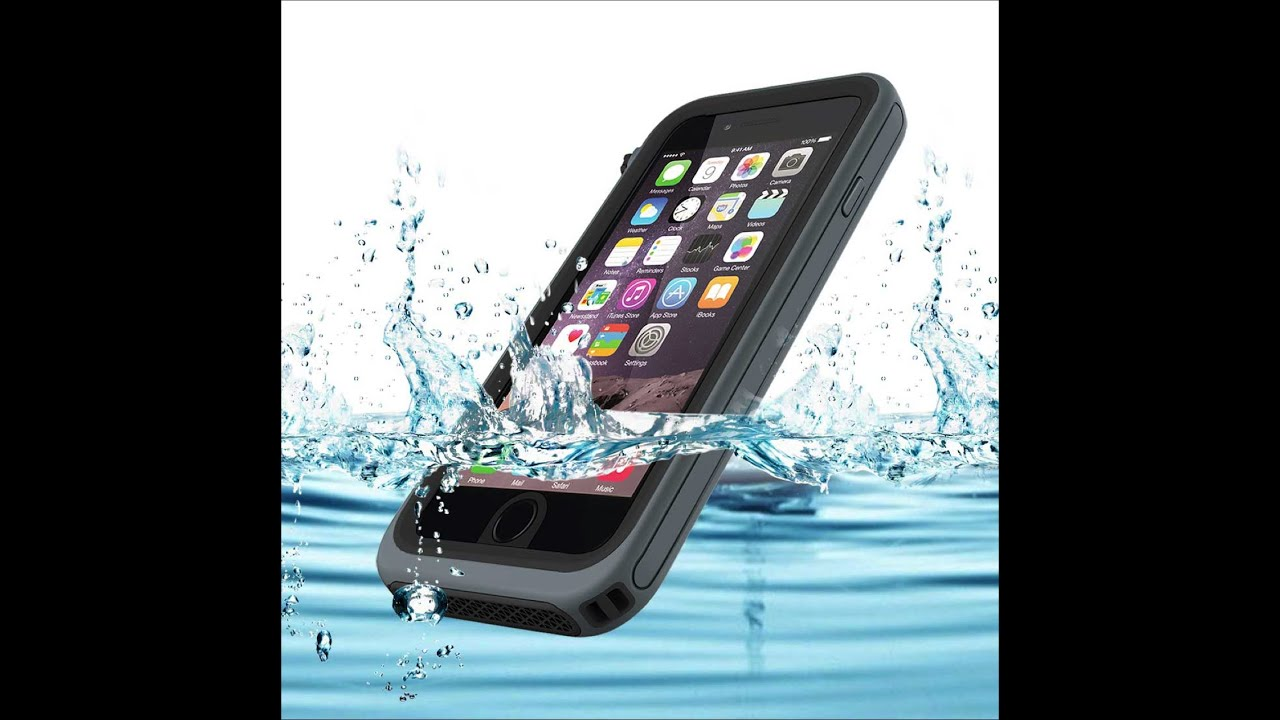 1e7155fe691 Funda Case Contra Agua Sumergible Iphone 6 Y 6s IP68 Ego Technology Ego  Trading