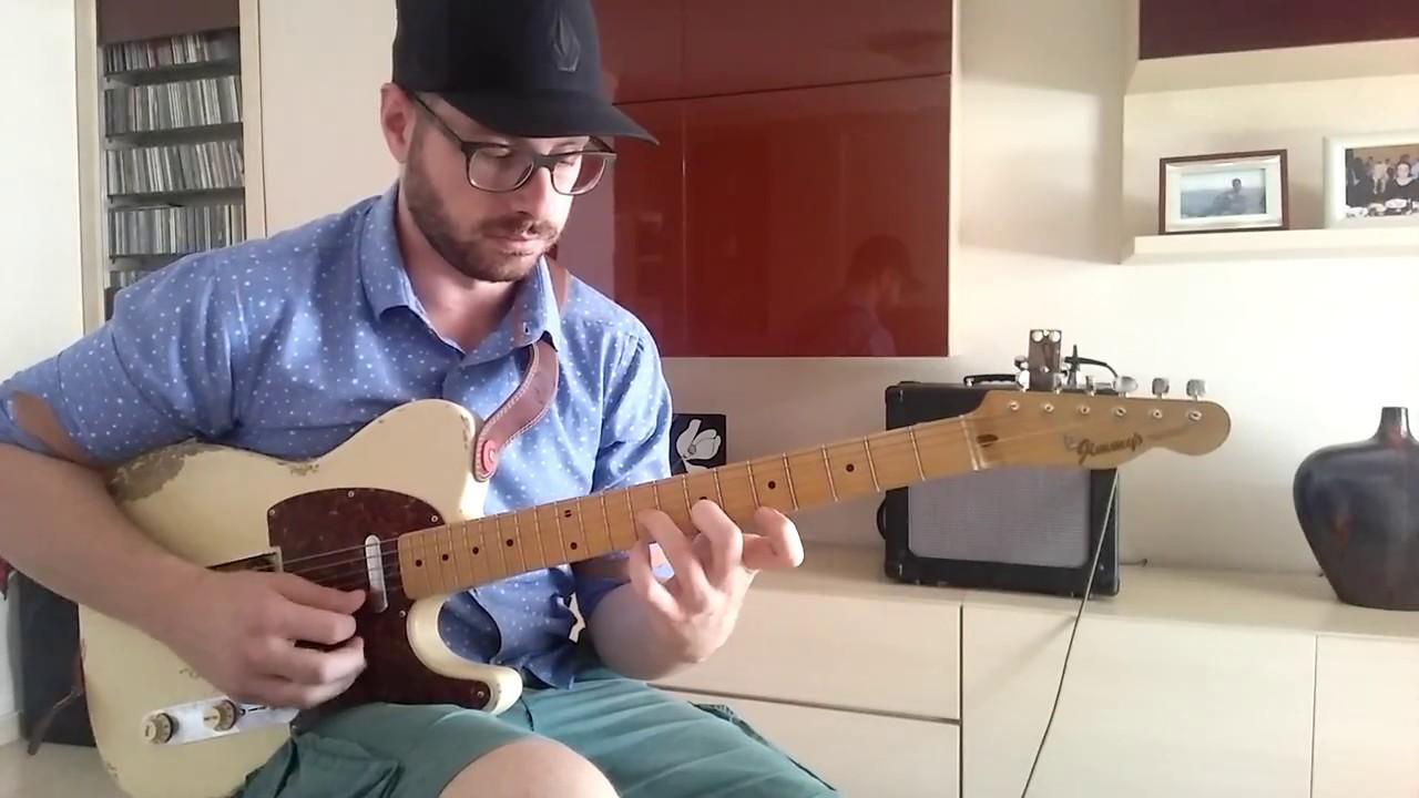 Happy Birthday Souljazzgospel Guitar Chris Zantioti Youtube