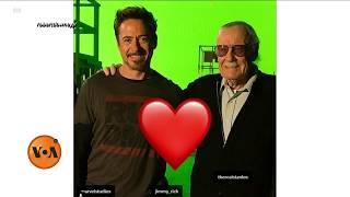Hollywood Highlights, Stan Lee: Vardha Khalil