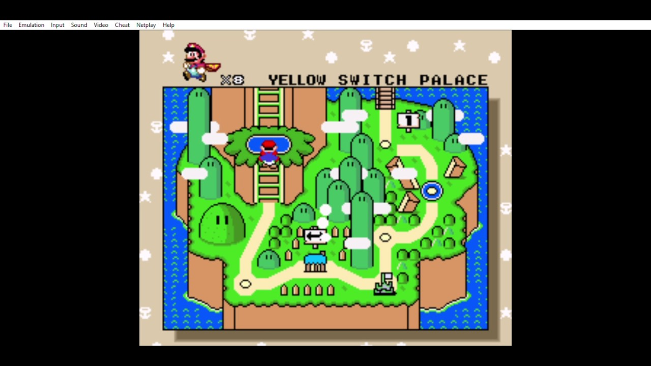 Super Mario World Randomizer Half Of Vanilla Dome And Special World