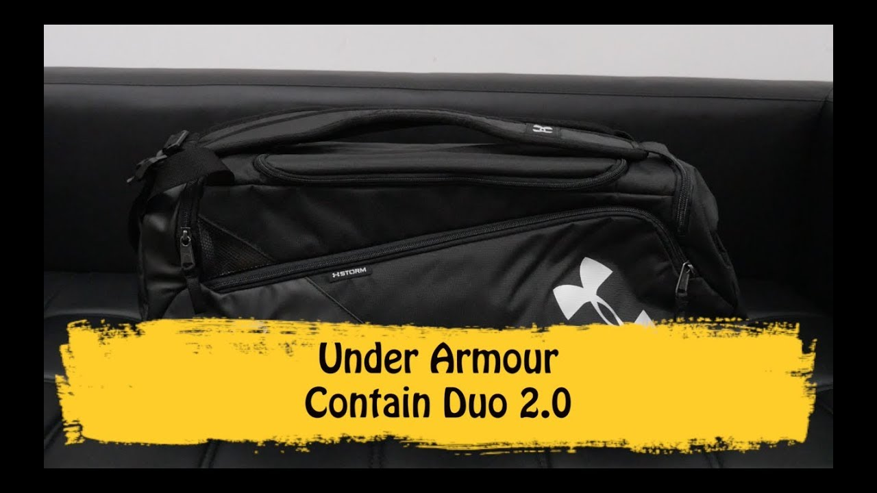 Under Armour Contain Duo 2