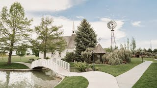 Idaho Wedding Livestream in 360
