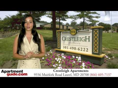 Laurel Maryland Apartments Crestleigh Apartments Apartment