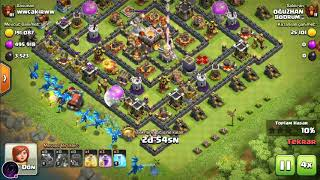 Clash of Clans electro dragon not enough fast ?