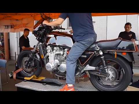 Kawasaki  Kz 1300      -The Best Sound!