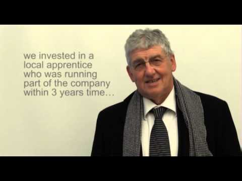 EPPING FOREST INVESTORS IN YOUNG PEOPLE BUSINESS AWARDS - LAUNCH VIDEO