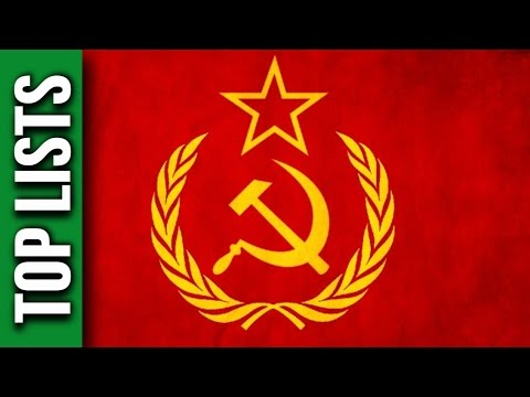10 Things You Didn't Know About The Soviet Union