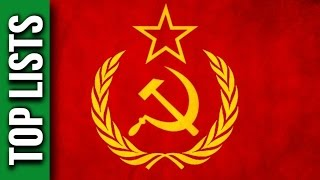 Top 10 Crazy Facts About The Soviet Union