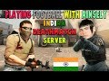 Meeting and Playing Football with Ainsely in CS:GO Indian Deathmatch Server | Dust 2 New update |