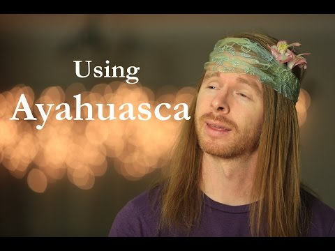 Using Ayahuasca - Ultra Spiritual Life episode 5 - with JP Sears