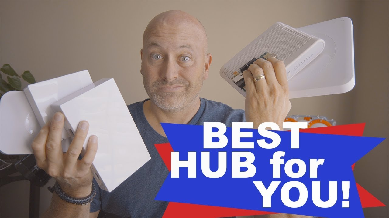 Best Smarthome Hub best smart home automation hub in 2017! - youtube