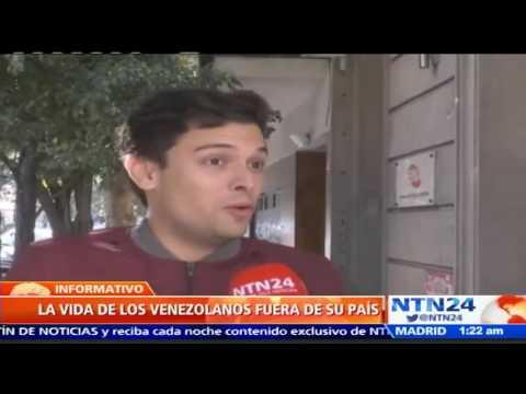 """""""El centro de la capital está tomado por paramilitares"""": Joven venezolano que reside en Argentina"""