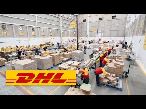 DHL Packaging Services: Delivery Through Expert Partners