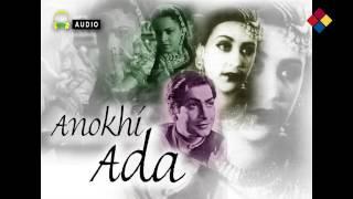 Bade Bhole Bhale Hai ... Anokhi Ada ... 1948 ... Singer... Surendra .