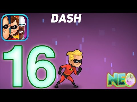 Disney Heroes: Battle Mode Gameplay Walkthrough Part 16 - I Got Dash! (iOS, Android)
