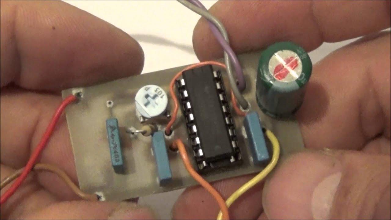 Detector de metales casero youtube - Pilas de acero inoxidable ...