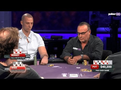 Poker After Dark $100/$200 NL - Does Berkey Ever Win? - Solve for Why Chronicles Ep. 27