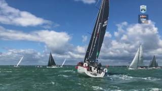 Rolex Fastnet Race 2017 - IRC 2 Start