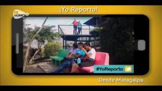 Yo Reporto desde Matagalpa el mirador del Cerro El Calvario