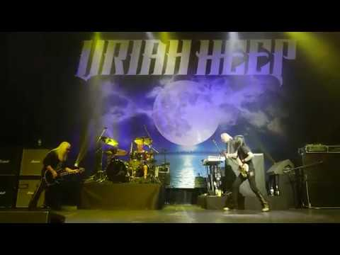 Uriah Heep Live Moscow 2018 Full Hd Youtube