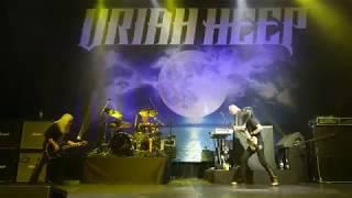 Uriah Heep Live Moscow 2018 Full Hd Youtube