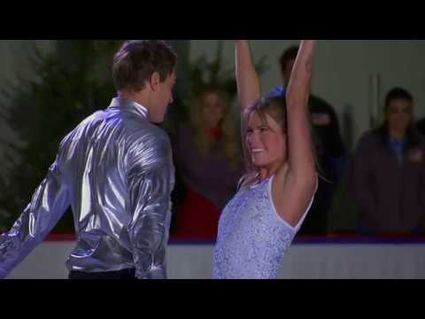 Lily and Courtney Take to the Ice- The Bachelor Winter Games