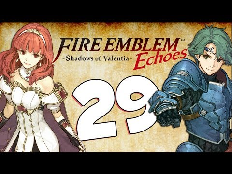 Fire Emblem Echoes Part 29 The Temple of Mila (ACT3)