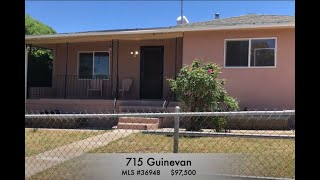 715 Guinevan Street | RE/Max Silver Advantage