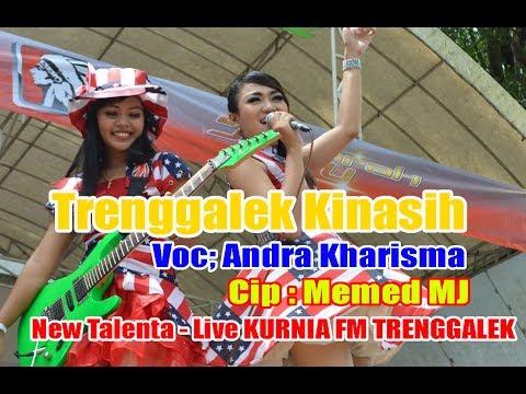Trenggalek Kinasih - Andra Kharisma  New Talenta Live Kurnia FM