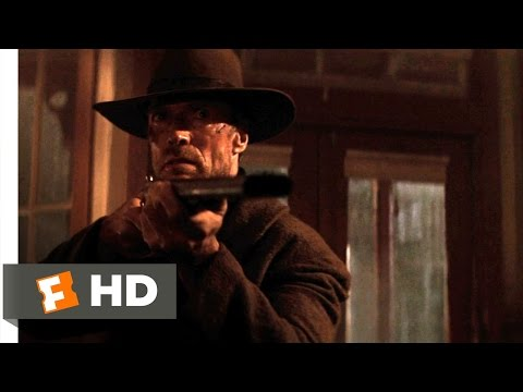Unforgiven (9/10) Movie CLIP - I'm Here to Kill You (1992) HD