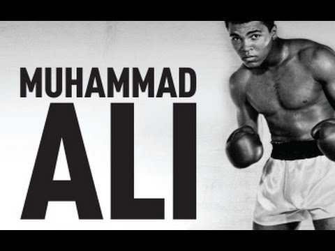 Muhammad Ali : The Greatest HD - YouTube