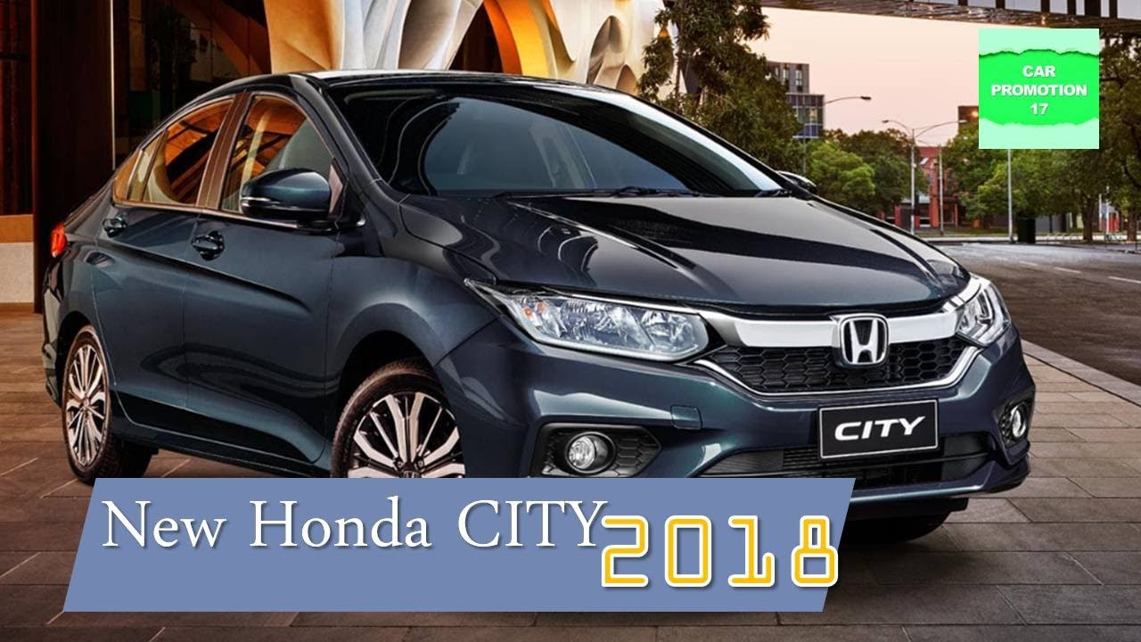Honda 2018 Model >> Honda City 2018 New Model Vti And Vtl Review Youtube