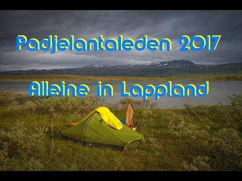 Padjelantaleden 2017 - Solo-Trekking in Lappland