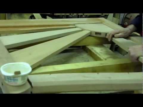 Bespoke wooden gates part 2