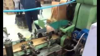 W&H Triumph II - Block Bottom Bag Machine