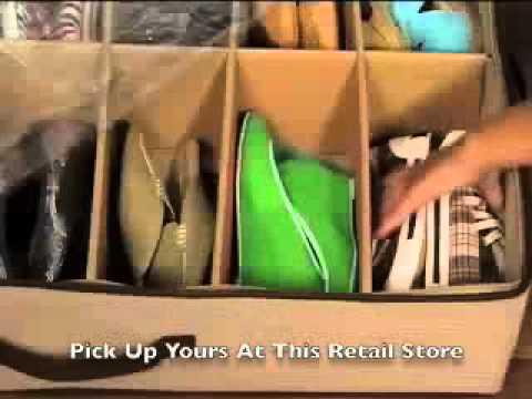 range chaussures articles maisoncom youtube - Comment Ranger Ses Chaussures Dans Un Placard