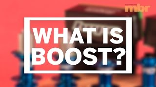 What Is Boost? Explaining The New Mountain Bike Hub Dimension | Mbr