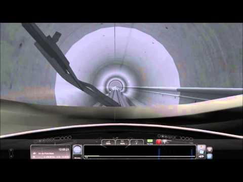 Some kind of hyperloop