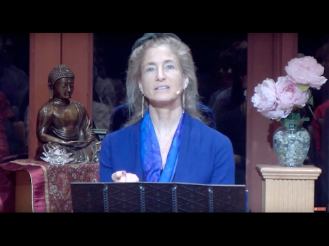 Darkness of the Womb: Four Key Steps in Transforming Suffering - with Tara Brach