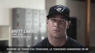 Brett Lawrie: Azulejo rebelde (SUBTITULADO)