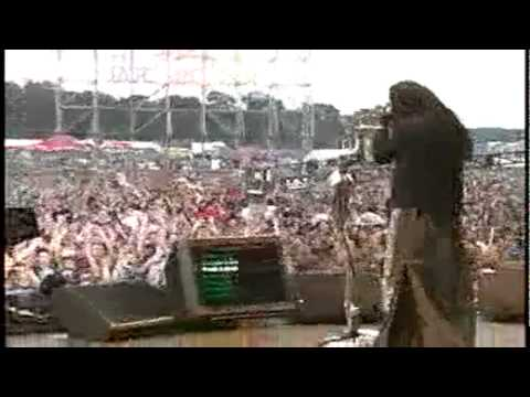 Korn  Here To Stay Untouchabless Tour 2002