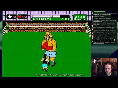Live Wire - Punch-Out!!! - Lonely, bored, and in desperate need to pick a fight.