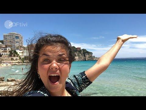 """Louisa chattet mit Philipp über """"die wohngemeinschaft - Mallorca""""   ZDFtivi"""