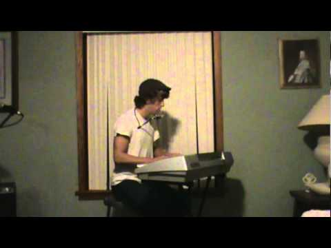 Hunter Gray - Pianoman Cover