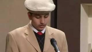 Gulshan-e-Waqfe Nau (Atfal) Class: 7th March 2010 - Part 1 (Urdu)