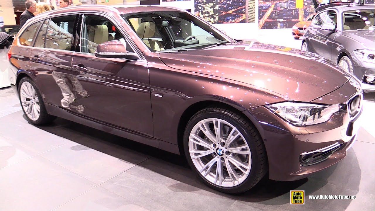 2015 bmw 330d xdrive touring individual exterior and interior walkaround 2015 geneva motor show. Black Bedroom Furniture Sets. Home Design Ideas