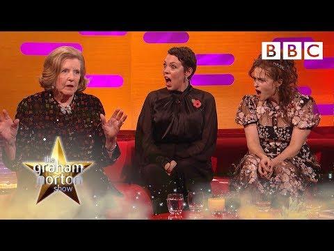 Honeymoon sex story by Princess Margaret's Lady has us in hysterics! | Graham Norton Show - BBC