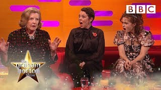 Honeymoon sex story by Princess Margaret's friend has us in hysterics! | Graham Norton Show - BBC